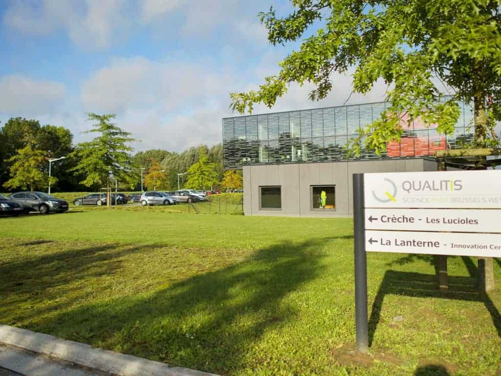 Qualitis Science Park – Enghien